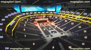 new t mobile arena mgm aeg seat u0026 row numbers detailed seating
