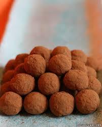 fruit preserve truffles recipe u0026 video martha stewart