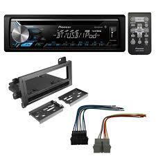 lexus es330 dash kit pioneer aftermarket car radio stereo cd player dash install