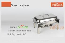 Stainless Steel Buffet Trays by Good Quality Restaurant U0026hotel Stainless Steel Buffet Tray Warmer