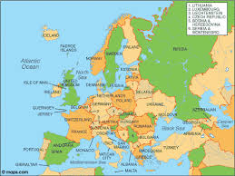 netherland map europe swisseduc literary maps europe