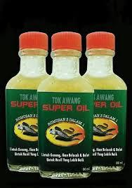 minyak besarkan zakar tok awang super oil