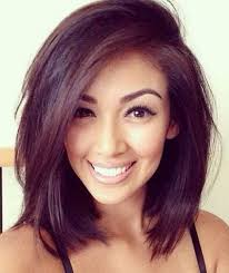 117 best shoulder length haircuts ideas images on pinterest