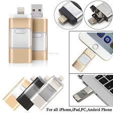 format flashdisk untuk otg 128gb 3 in 1 otg usb memory flash drive u disk for ios iphone