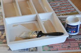 diy tray make a jewelry holder from a cutlery tray the diy mommy