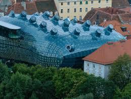 Kunsthaus Graz Kunsthaus Graz Graz Afar