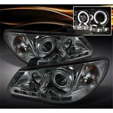 2010 hyundai elantra tail light assembly buy hyundai elantra avante 2005 2010 sonar chrome face ccfl ring