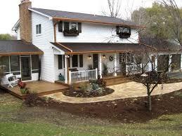 split level front porch designs adding a front porch to a split level home home design ideas