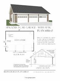 2 car garage plans with loft luxury photos of 3 car garage plans with loft 2 jpg one bedroom