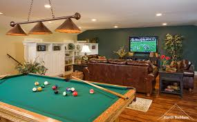 lansdale game room harth builders
