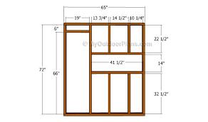 Deer Blind Plans 4x6 Deer Blind Plans Myoutdoorplans Free Woodworking Plans And