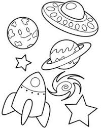 pin free rocket ship coloring pages clipart