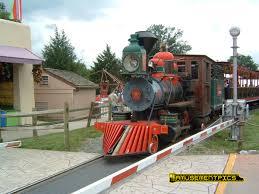 Where Is Six Flags America Theme Park Trains Six Flags America