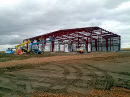 home shop buildings belfield north dakota 10 800 square foot shop and office metal