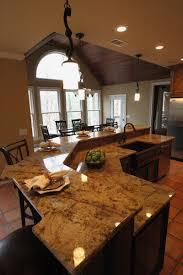 curved kitchen islands kitchen kitchen islands curved brown granite island top black