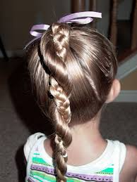 Stylish Hairstyles For Girls by Easy Hairstyles For Little Girls With Long Hair Photo 4