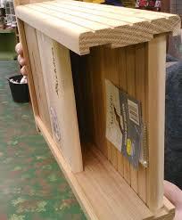 suburban homesteading bat house plans audubon knockoff