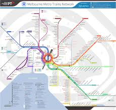 London Metro Map by Melbourne U0027s Future Train Maps Compared To New York London And Paris