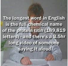 longest u0027 word has 189 819 letters takes three hours to pronounce