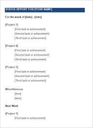 sample weekly status report uploaded by kirei syahira weekly