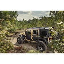 wrangler jeep 4 door black rugged ridge 12300 53 magenetic body protection panel black 07