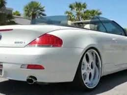 bmw 6 series convertible review 2006 bmw 6 series 650i convertible convertible