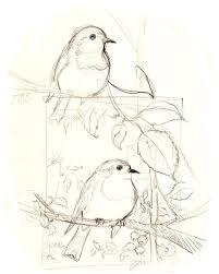 25 bird drawings ideas simple bird drawing
