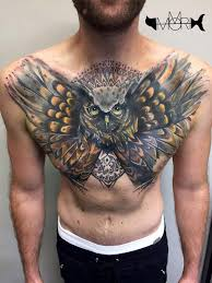 owl chest cover up best design ideas