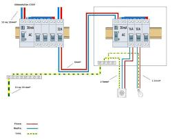 tableau electrique pour cuisine schema de tableau electrique pour une maison cool tableau