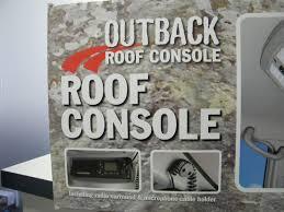triton mitsubishi accessories outback accessories roof consoles mitsubishi triton mq dual cab