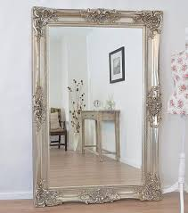 Dining Room Wall Mirrors Antique Design Ornate Wall Mirror Will Make A Beautiful Addition