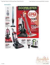 target black friday flyer 2016 target black friday ad hours deals bissell carpet cleaner on