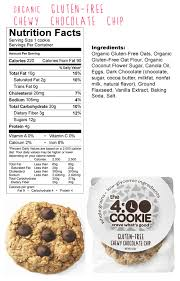 cookie gram healthy cookies gluten free chocolate chip