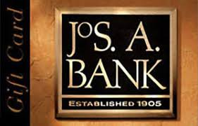 bank gift cards 50 jos a bank gift card mail delivery ebay