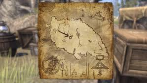 Bal Foyen Treasure Map Survey Maps Elder Scrolls Online Guides