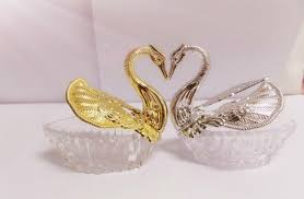 swan wedding aliexpress buy swan wedding box 12pcs lot
