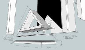 shadow box display case plans home decorations insight