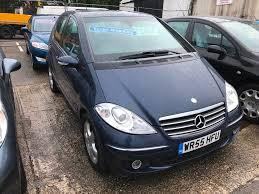 used mercedes benz a class avantgarde se manual cars for sale