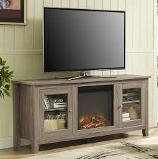 60 fireplace tv stand dact us