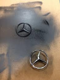 removing trunk lid liner to remove rear emblem mbworld org forums