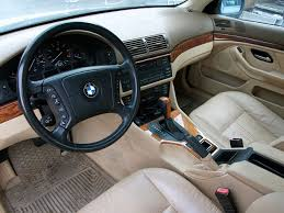 Bmw 528i Interior 1999 Bmw 528i News Reviews Msrp Ratings With Amazing Images
