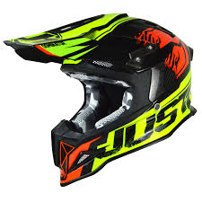 neon motocross gear just1 helmet j12 dominator neon lime red 2017 maciag offroad