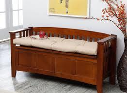 indoor bench seat cushion home design ideas