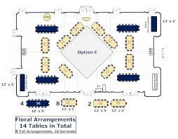 wedding floor plans creating a functional wedding reception floor plan gps decors