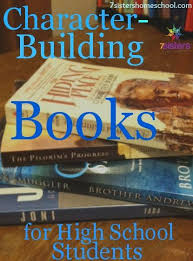 books for high school graduates character building books for high school students
