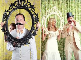 Photo Booth Frames 10 Creative Ways To Add Frames To Your Wedding Belle The Magazine