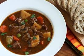 old fashioned beef stew the daring gourmet
