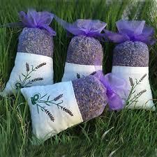 sachet bags 1 4pcs dried flower lavender sachet bags fragrance wardrobe purple