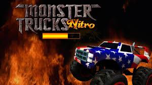 monster truck video game play monster trucks nitro iphone gameplay video youtube