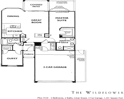 trilogy at power ranch floor plans